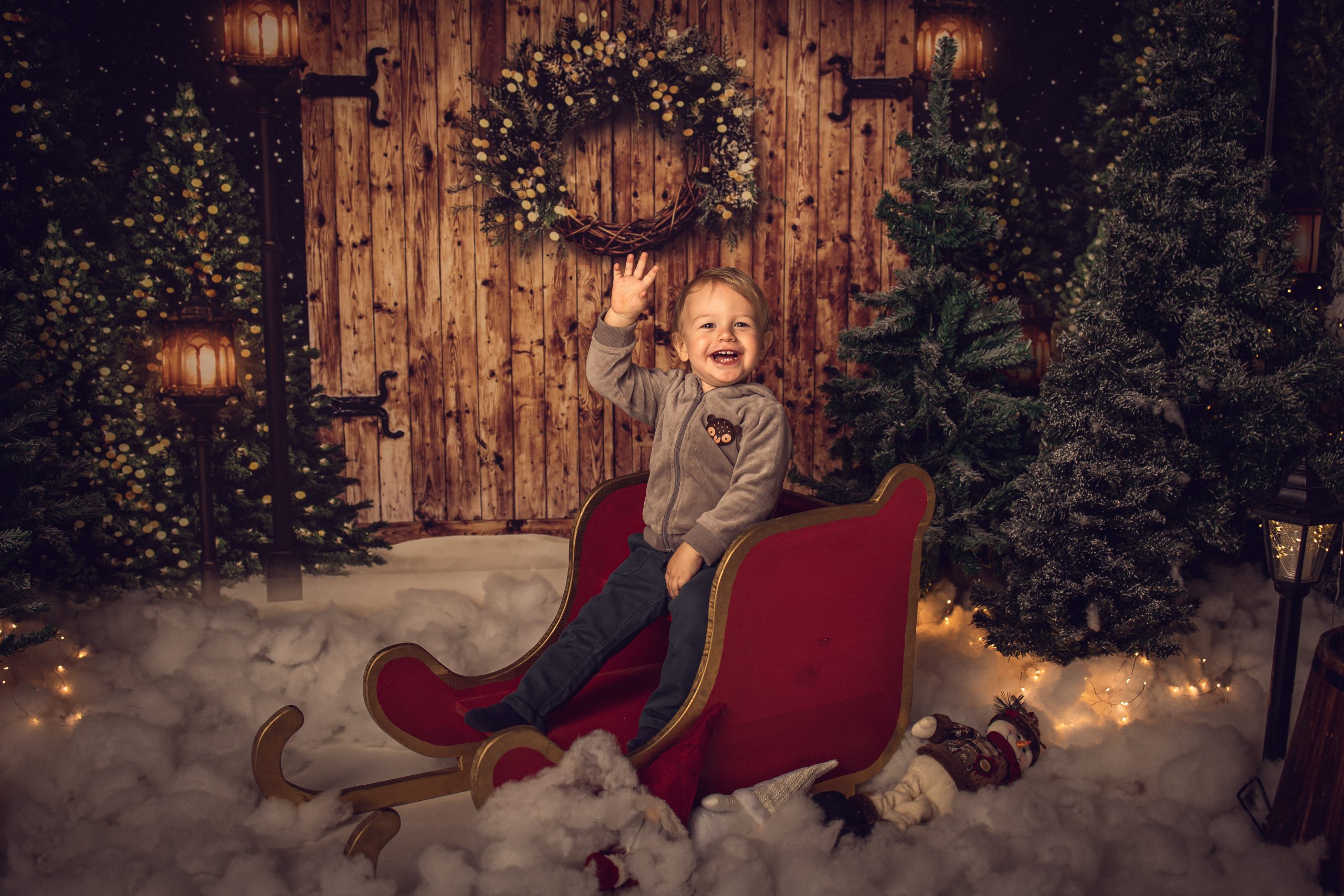 Sesión Fotos Navidad Granollers