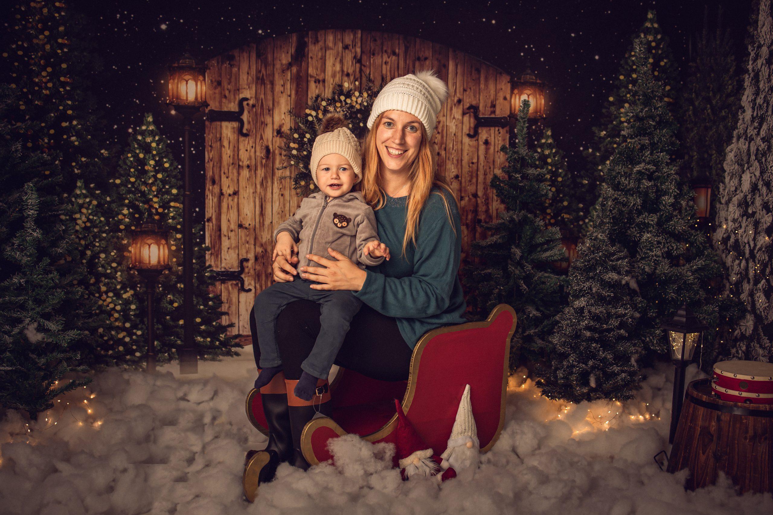 Mini sesión Navidad Granollers