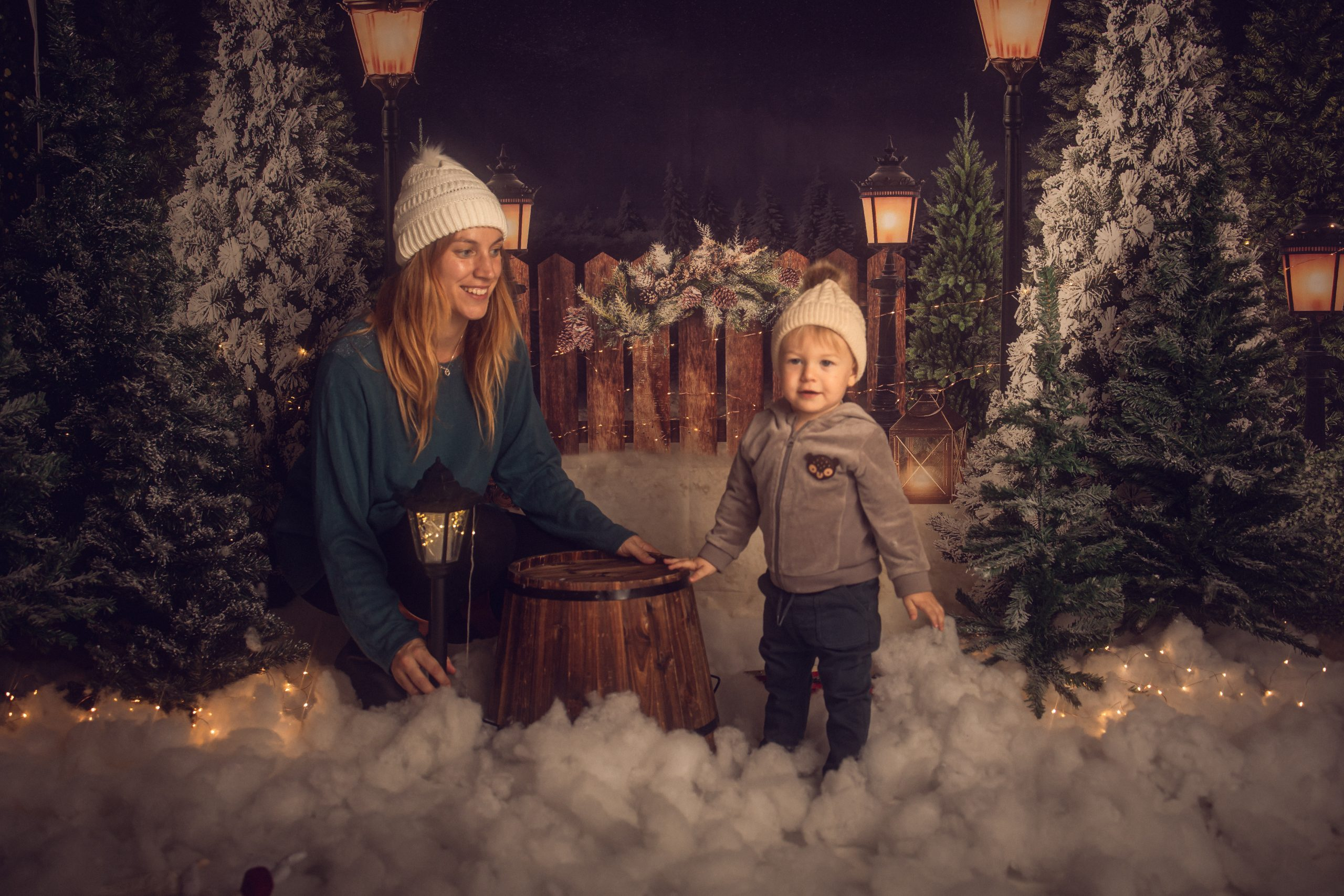 Mini sesión Navidad 2021